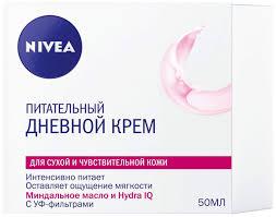<b>Крем для лица NIVEA Питательный</b> Дневной 50 мл - отзывы ...