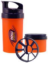 <b>NOW</b> 3-in-1 <b>Sports Shaker Bottle</b>