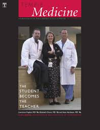 temple medicine summer by temple university school of temple medicine summer 2004 by temple university school of medicine issuu