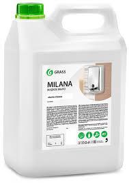 <b>Жидкое мыло</b> пенное <b>Grass</b> Milana, 5 кг — купить в интернет ...