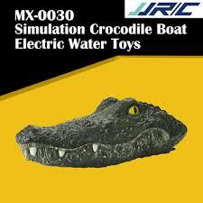 <b>JJRC MX</b>-<b>0030</b> RC Boat Simulation Crocodile Head <b>2.4G</b> Remote ...