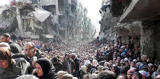 Hasil gambar untuk guerra en siria 2014
