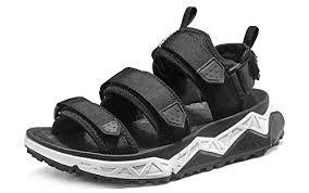 RAX Men's Cushioning Three-Strap Sport Sandal ... - Amazon.com