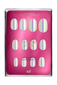 <b>Накладные ногти</b> - Ice Queen - Женщины   H&M RU