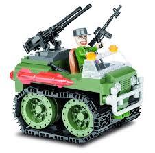 <b>Конструктор Cobi</b> Small Army Тактический автомобиль ...