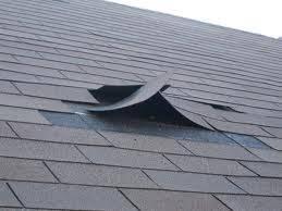 shingle damage from high winds