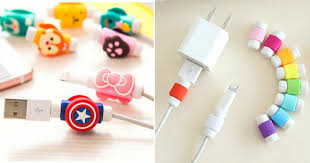 5 Phone <b>Charger</b> Accessories That Will Help <b>Protect</b> Your <b>Cord</b>