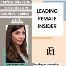 Leading Female Insider