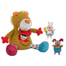 """<b>Мягкая игрушка Ebulobo</b> """"Львенок Марсель"""""""