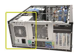 OptiPlex 7020 <b>Mini</b> Tower (MT) Removal Guide for the Power ...