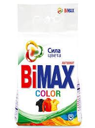 <b>BiMAX стиральный порошок Автомат</b> Color 1500г | Хозяйка