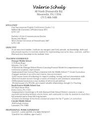 Cover Letter For Teaching Position  best photos of cover letter