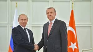 Resultado de imagem para Erdogan e Putin