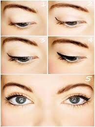 fresh makeup with cat makeup step by step with how to apply eye makeup step by