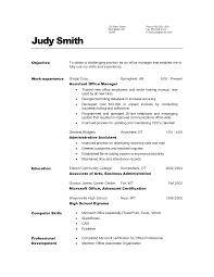 cover letter resume sample for office manager sample resume for cover letter business office manager resume sample operation objective exampleresume sample for office manager extra medium