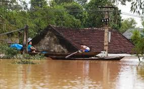 إعصار قوي يضرب فيجي ومقتل عشرة مواطنين وفقدان آخرين