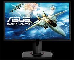 Игровой <b>монитор ASUS VG248QG</b> поддерживает технологию ...