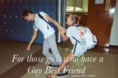 Guy Best Friend on Pinterest | Best Friend Quotes, Guy Friendship ... via Relatably.com