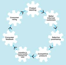 the case for change   housing for the information agewe postulate a market mechanism which works by responding to consumer pull in a virtuous cycle of continuous improvement illustrated by the diagram