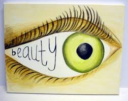 Image result for beauty in the eye