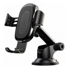 Автомобильный <b>держатель Baseus</b> Wireless Charger <b>Gravity</b> Car ...