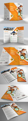 corporate brochure modern and real estates buy modern tri fold real estate brochure by wakgraphic on graphicriver modern real estate brochure template this layout is suitable for any project