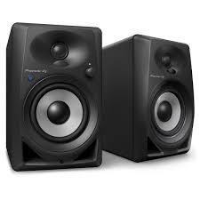 <b>Pioneer</b> DJ <b>DM</b>-<b>40BT</b> Desktop Monitor Speakers With Bluetooth ...