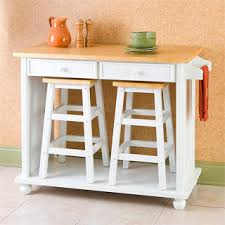 add a touch of fun to your kitchen or dining room with this 3pc breakfast set the hideaway stools are a great feature that help make this handy table a breakfast set furniture