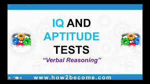 iq and aptitude tests verbal reasoning how to pass iq tests iq and aptitude tests verbal reasoning how to pass iq tests