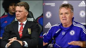 Image result for Guus Hiddink and van Gaal