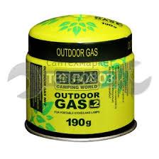 <b>Баллон газовый</b> одноразовый <b>Camping World</b>, 190 г, цена 180,00 ...