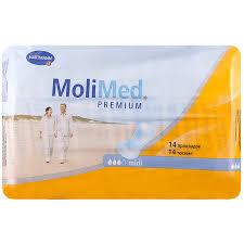 <b>Молимед Premium Прокладки midi</b> женские впитываемость ...