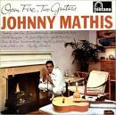 Warm/Open Fire, Two Guitars album by Johnny Mathis