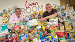 Housing group staff answer foodbank appeal