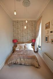 bedroom idea with pink table lamp narrow bedroom lighting bedroom ceiling lights bedside