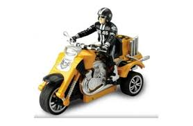 <b>Радиоуправляемый</b> мотоцикл <b>Yuan Di Трицикл</b> 1:10 - YD898-T58
