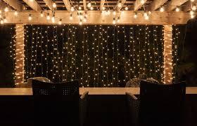 pergola lighting ideas for backyard parties backyard string lighting ideas