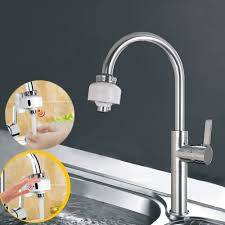 touchless faucets kitchen