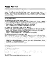 sample resume objective for accounting internship   cover letters    sample resume objective for accounting internship accounting internship resume sample sample resume