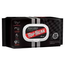 Автомобильные <b>салфетки Top Gear</b> Универсальные с клапаном ...