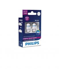 <b>Лампа</b> светодиодная <b>Philips X</b>-<b>tremeUltinon</b> LED T10/W5W (W2 ...