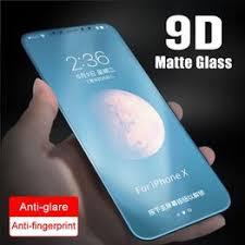 Matte Tempered Glass Anti-fingerprint 9D Full Cover Screen ... - Vova