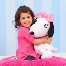 <b>Peanuts</b> Jumbo Plush - <b>Belle</b> - Just Play | Toys for <b>Kids</b> of All Ages