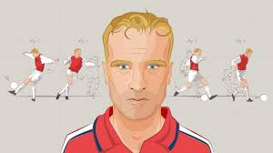 a beautiful mind dennis bergkamp s perfect moment premier a beautiful mind dennis bergkamp s perfect moment