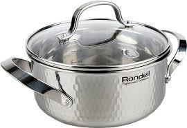 Купить <b>кастрюля</b> Rondell RainDrops RDS-829, <b>4.7 л</b> - цена ...