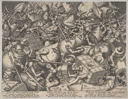 pieter bruegel the elder ca essay heilbrunn the battle about money