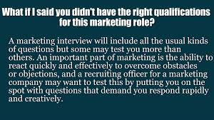 top marketing interview questions and answers top 10 marketing interview questions and answers
