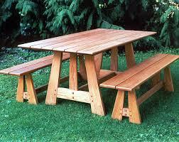cedar picnic table diywine display rack planshow do i make a featherboard test out cedar bench plans