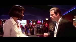 Криминальное Чтиво - Танец <b>HD</b> - YouTube
