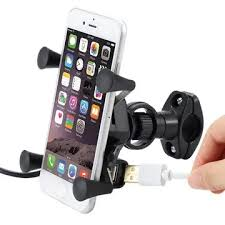 <b>leeHUR Universal</b> Leather Grain Gravity Car <b>Phone</b> Holder BLACK